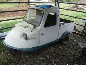 Microcar News Online 187 187 Daihatsu Trimobile Project Car For Sale Craigslist Ca