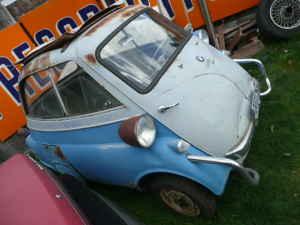 MICROCAR NEWS Online » » 1960 BMW Isetta for sale ...