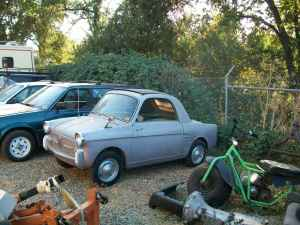 Fiat bianchina for sale