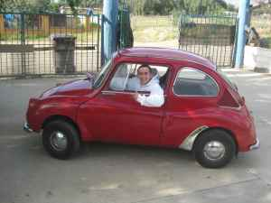MICROCAR NEWS Online » » 1969 Subaru 360 for sale ...