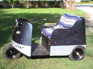 MICROCAR NEWS Online » » 1953 Autoette for sale ...
