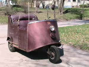 1953 Autoette Electric Car For Craigslist Ca