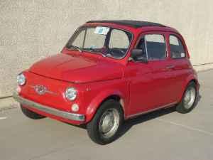 Microcar News Online 187 Fiat 500