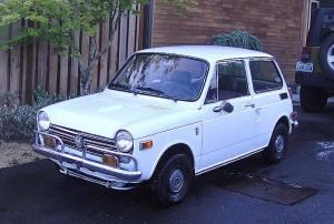 1971 honda n600 for sale