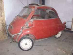 MICROCAR NEWS Online » » 1957 BMW Isetta for sale