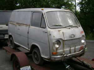 MICROCAR NEWS Online » » 1969 Subaru 360 Van for sale ...
