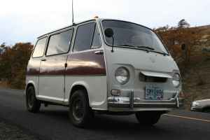 microcar news online 1969 subaru 360 van for sale. Black Bedroom Furniture Sets. Home Design Ideas