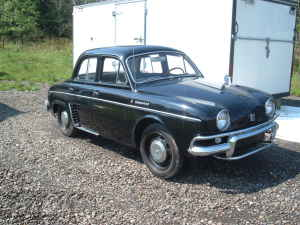 MICROCAR NEWS Online » » 1963 Renault Dauphine for sale – Craigslist NY