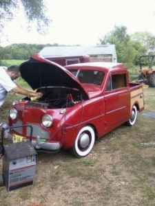 MICROCAR NEWS Online » » 1948 Crosley Factory Pickup for ...