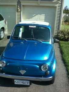 microcar news online 1968 fiat 500 for sale craigslist md. Black Bedroom Furniture Sets. Home Design Ideas