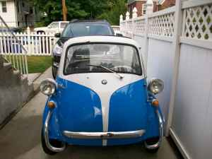 microcar news online bmw isetta for sale. Black Bedroom Furniture Sets. Home Design Ideas
