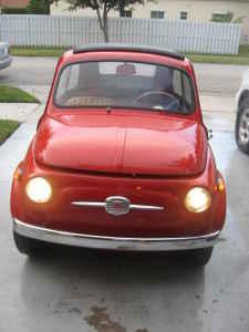 MICROCAR NEWS Online » Fiat 500