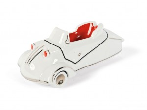 Lot 111: Messerschmitt Ashtray SOLD for $