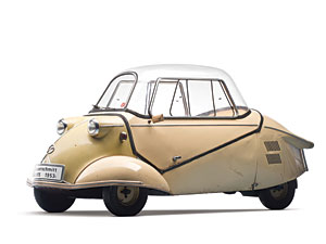 Lot 243: 1953 Messerschmitt KR 175 Sold for: $
