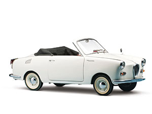 Lot 246: 1965 Goggomobil TS-300 Cabriolet SOLD for: $