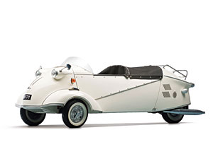 Lot 251: 1959 Messerschmitt KR 200 Sport SOLD for: