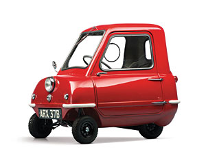 Lot 258: 1964 Peel P50 SOLD for: