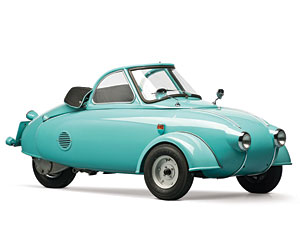 Lot 259: 1957 Jurisch Motoplan Prototype SOLD for: