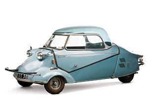 Lot 264: 1963 Messerschmitt KR 200 SOLD for: 27,500