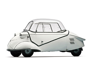 Lot 270: 1954 Messerschmitt KR 175 SOLD for: 32,500