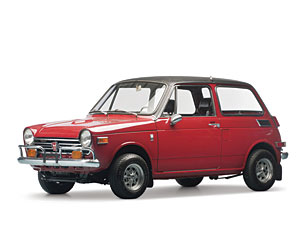 Lot 272: 1970 Honda N600 SOLD for: 20,000
