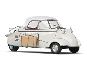 Lot 282: 1961 Messerschmitt KR 200 SOLD for: 40,000