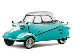 Lot 289: 1959 Messerschmitt KR 200 SOLD for: 67,500