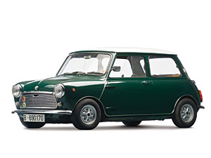 Lot 290: 1968 Authi Mini 1275C SOLD for: 25,000