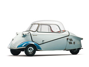Lot 294: 1958 Messerschmitt KR 200 SOLD for: 32,500