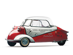 Lot 298: 1962 Messerschmitt KR 200 Service Car SOLD for: 82,500