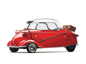 Lot 325: 1956 Messerschmitt KR 200 SOLD for: 67,000