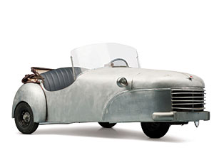 Lot 339: 1950 Bond Minicar Mk A SOLD for: 9000